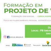 Formação em projeto de vida – Social Brasilis